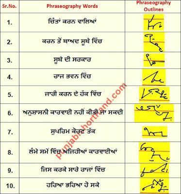 27-july-2020-punjabi-shorthand-phraseography