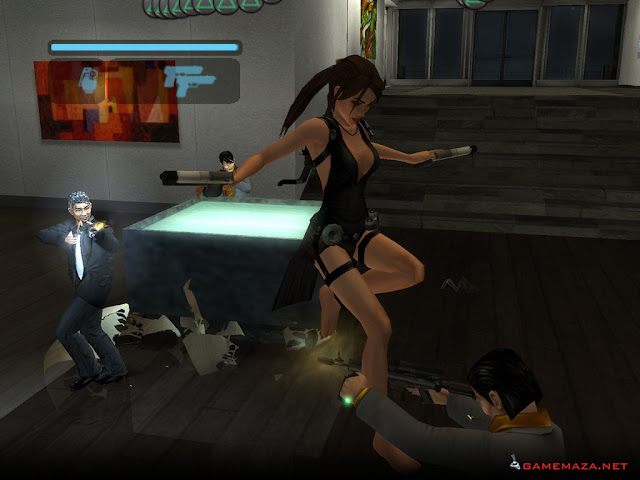 Tomb Raider Legend Gameplay Screenshot 2