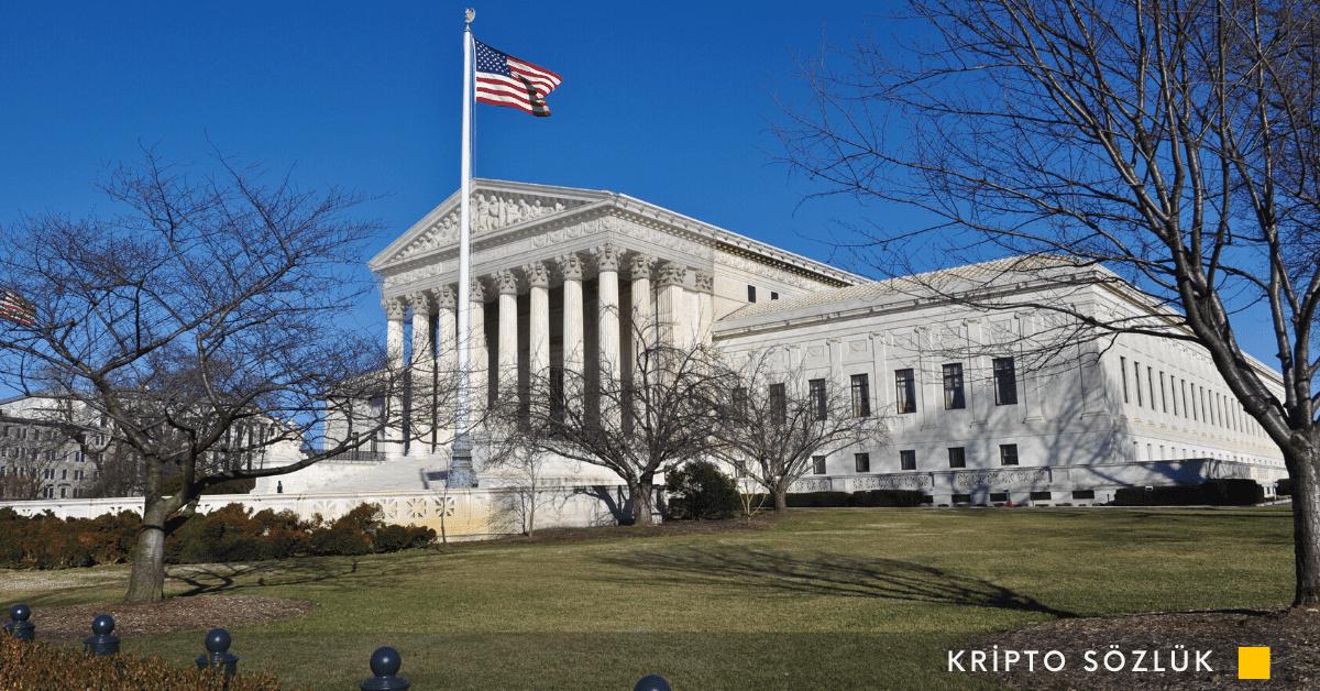 ABD Yüksek Mahkemesi SEC'in ICO'lara Karşı Ceza Talep Etme Yetkisini Kısıtladı