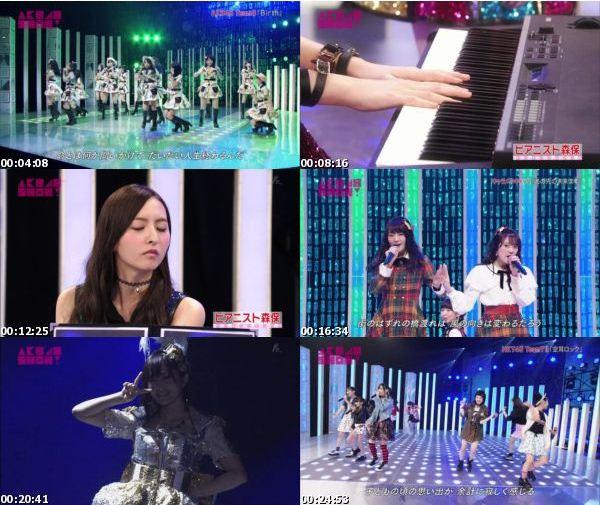 [TV-Variety] AKB48 SHOW! – 2016.10.15 – #129