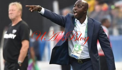 BREAKING: FIFA bans Siasia for life over bribe, match manipulation