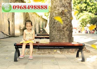 Ghế công viên giá rẻ nhất Hà Nội