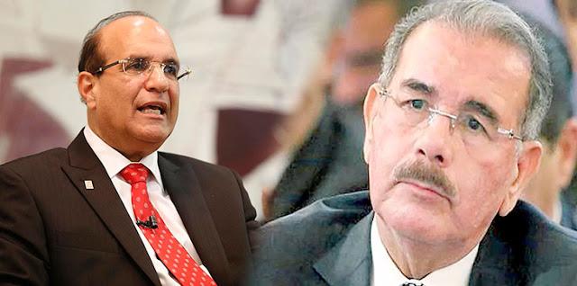 Castaños dice consultó al presidente Danilo Medina sobre suspensión de elecciones
