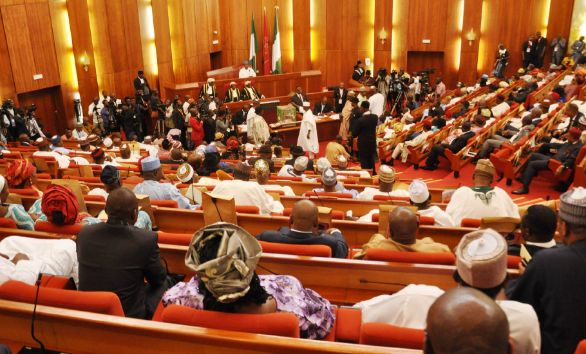 SENATE RESPONDS TO CBN'S MOVE TO PUNISH PEOPLE FOR OWNERSHIP OF DOLLARS AND OTHER FOREIGN CURRENCY