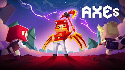 AXES.io Mod Apk Free Shopping