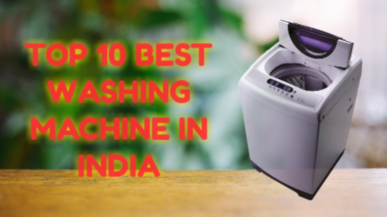 These are the most popular brands for Best washing machines in india. We have listed top brands in India with the latest technologies used on their best models.