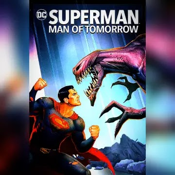 Superman: Man of Tomorrow (2020) review and rating.