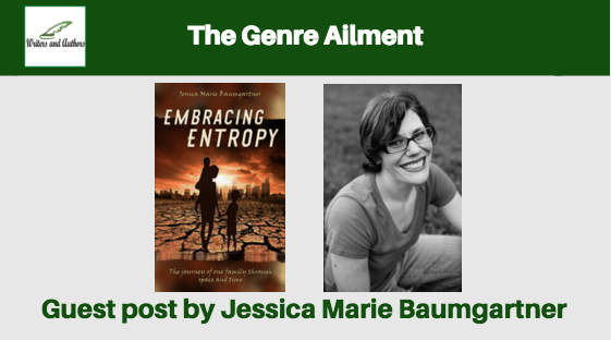 The Genre Ailment, guest post by Jessica Marie Baumgartner