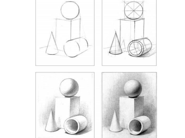 Learn to Draw with Pencils