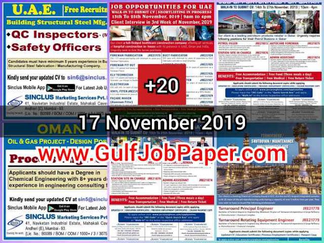 (Jerry Varghese & Sinclus)  Upcoming Gulf Jobs Interview_Mumbai