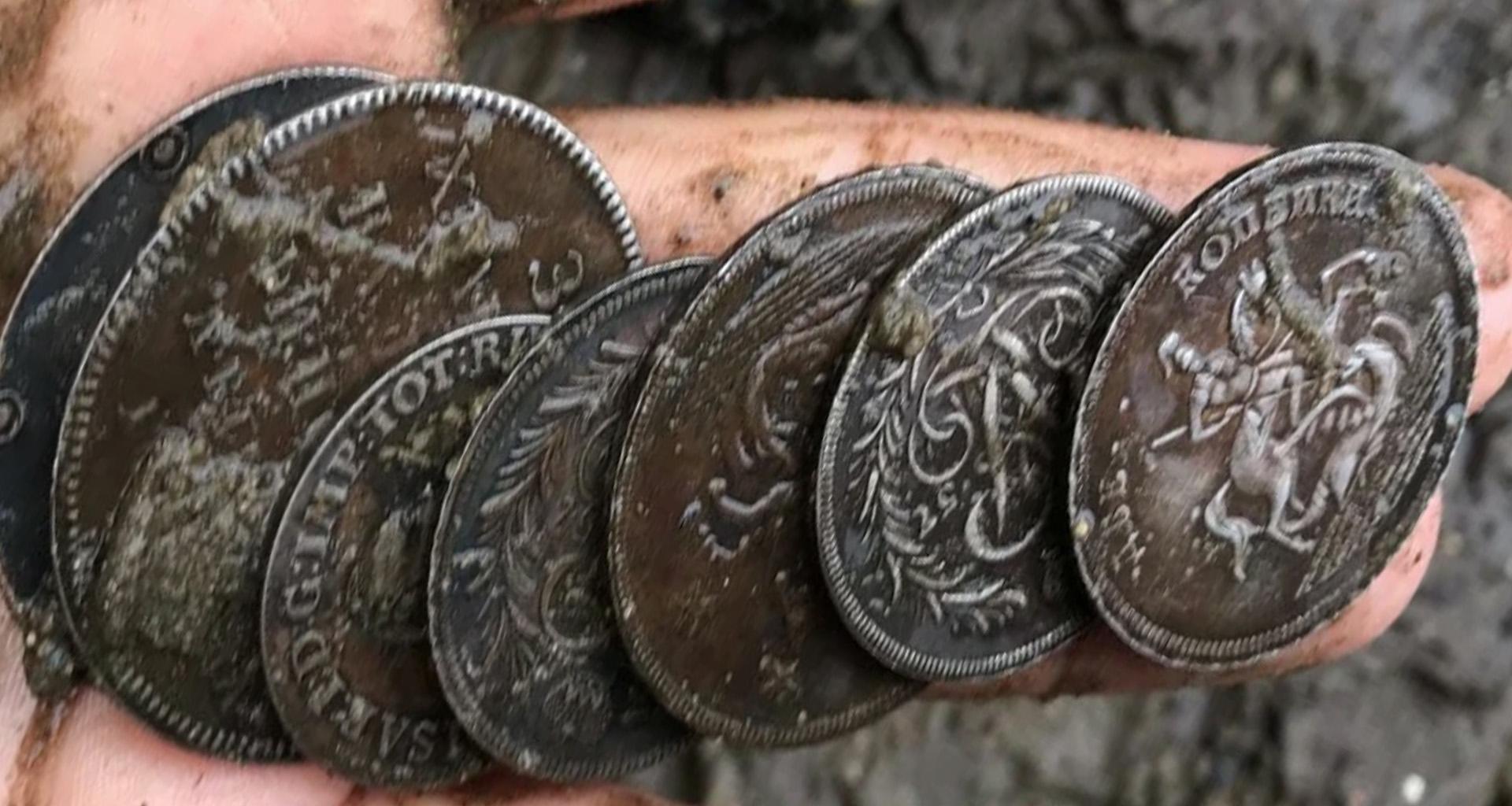 Монеты на поисковый магнит