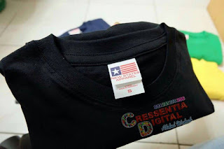 Baju Polos NEW STATES APPAPREL ORIGINAL Warna Hitam