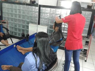 Amin Salon & Spa Lorok Pacitan
