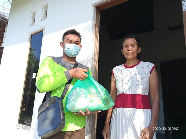 Masa Pandemi, SBH jenu gelar Bakti Sosial untuk bantu warga yang membutuhkan