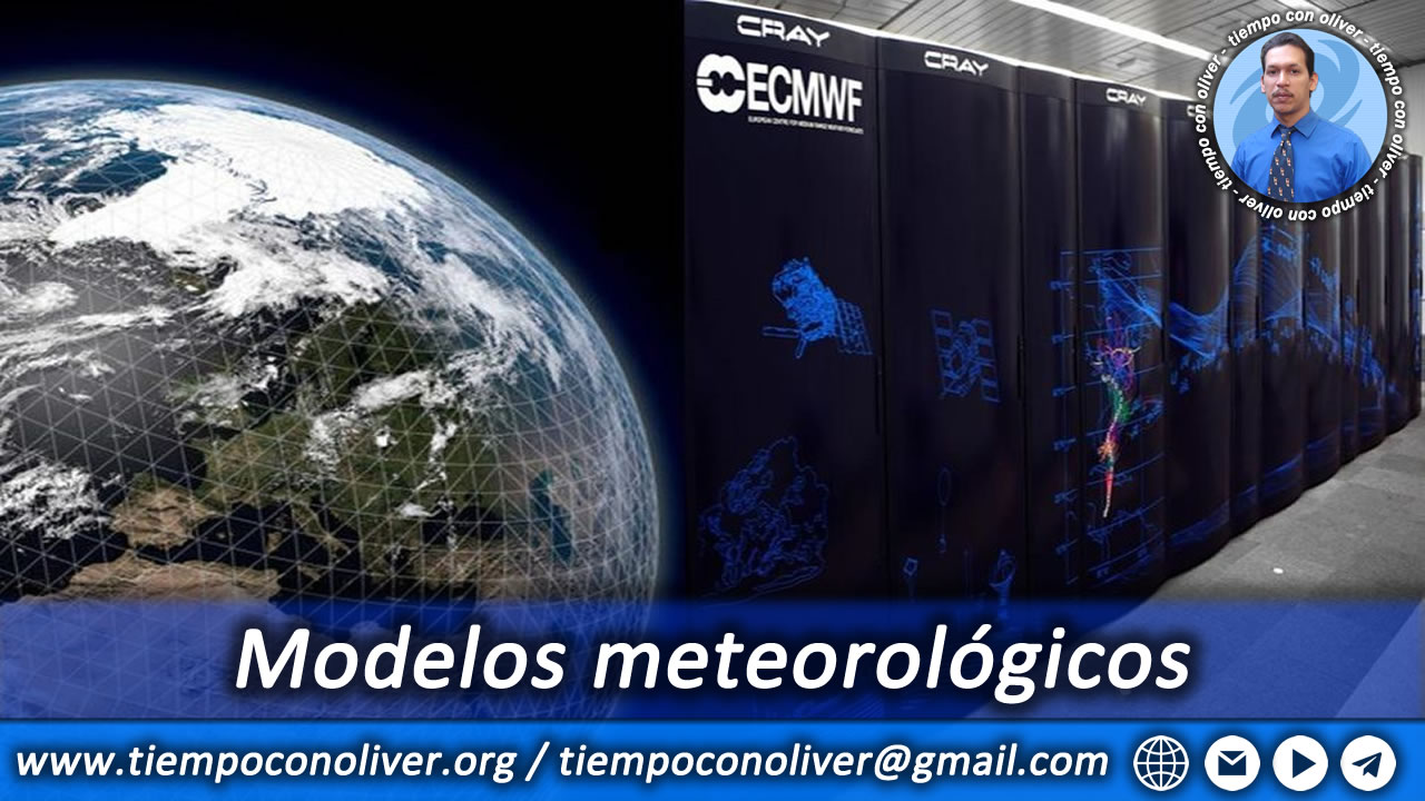 modelos meteorologicos