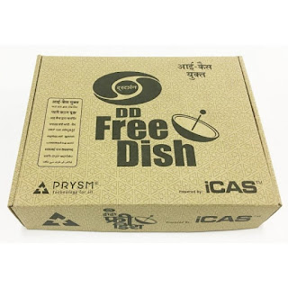 DD Free Dish completed first e-auction for  15 MPEG-4 slots