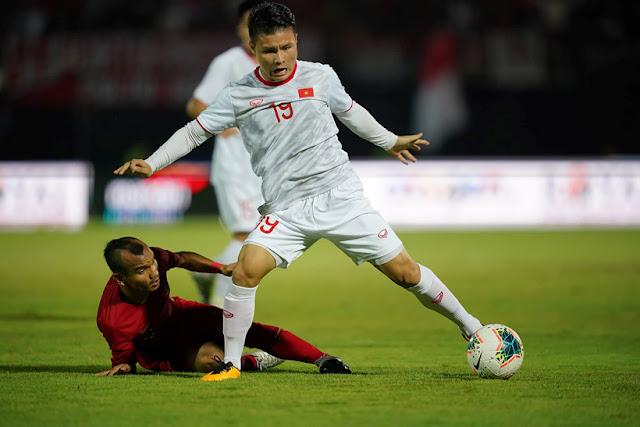 Việt Nam hưởng lợi với quyết định của Indonesia tại VL WC 2022
