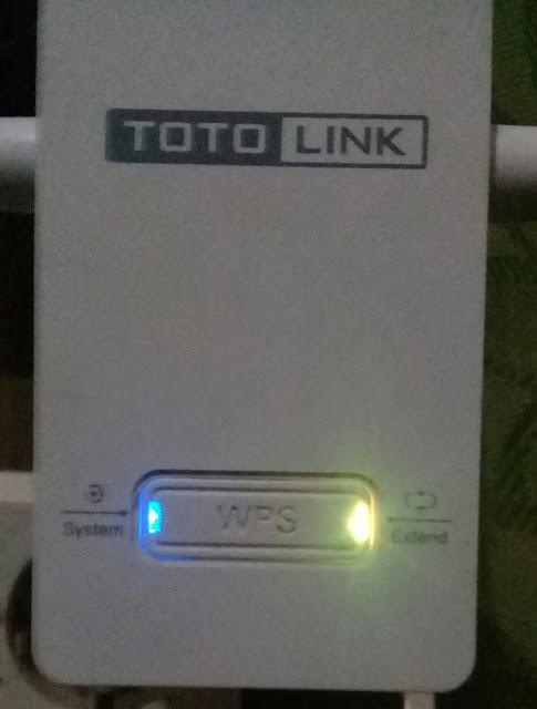 Mengatasi Totolink Ex200 Yang Terhubung Namun Tidak Bisa Akses Internet