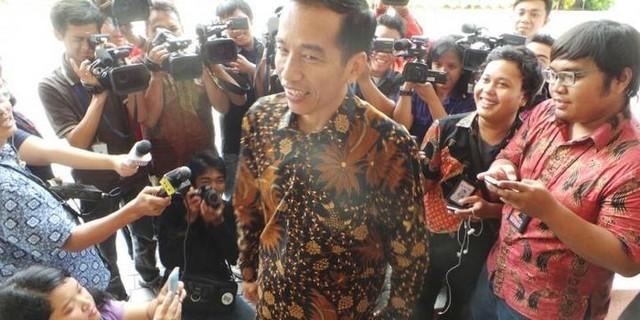 Ada OTT, Jokowi Datangi Kantor Kemenhub