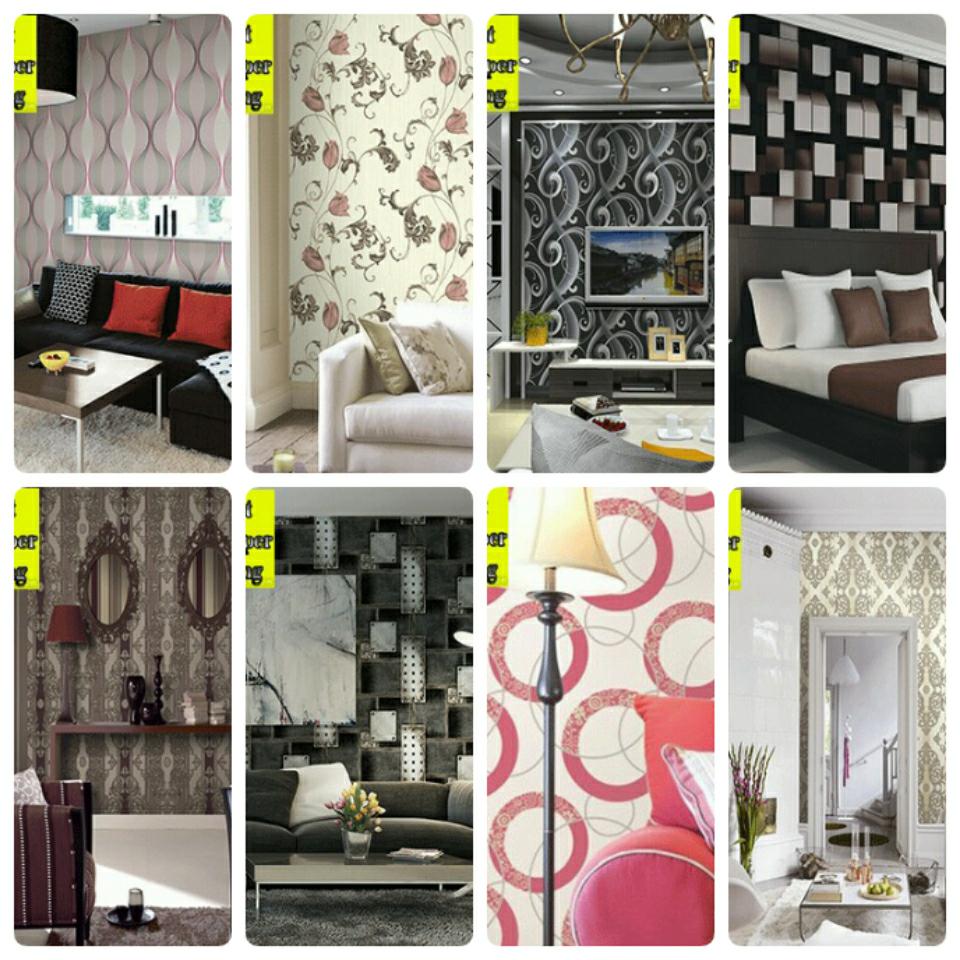 Harga Wallpaper Per Roll Luxury Wall Harga Wallpaper Dinding Termurah