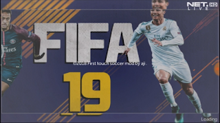 Download FTS Mod FIFA 19 Full HD APK OBB+Data by Ajie Creator