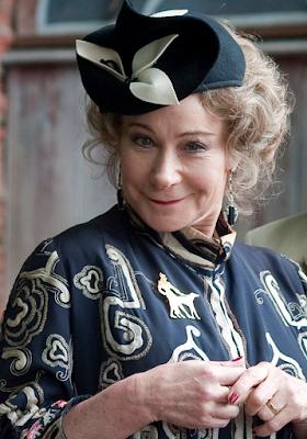 Ariadne Oliver as played by Zoë Wanamaker