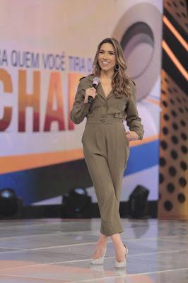 Patricia Abravanel – (Foto: Rodrigo Belentani/SBT)