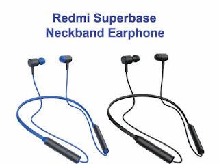 neckband earphone