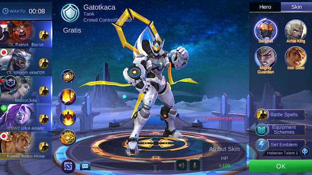 Download Lulubox v2.0.8 Apk Hack Skin [ Mobile Legends, Free Fire & PUBG Mobile ]