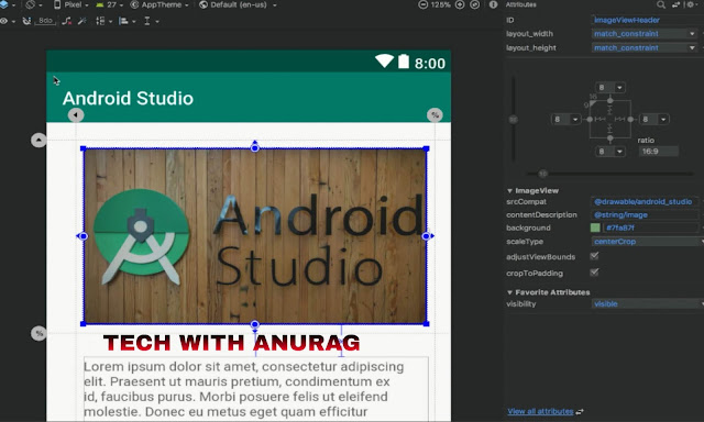 SECOND METHOD-CREATE APP BY ANDROID STUDIO