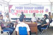 Untuk Pencegahan Wabah Virus Covid-19, Camat Tambora Adakan Pengecekan ke Pasar Duri.