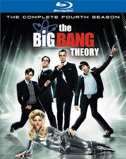 The Big Bang Theory – Temporada 4 [2xBD25] *Con Audio Latino