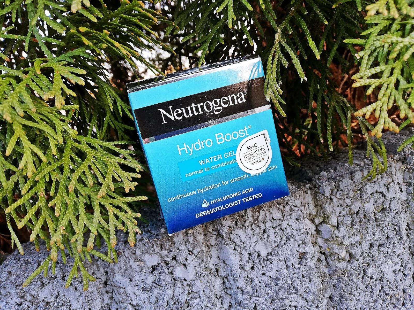Neutrogena, Hydro Boost, Water Gel