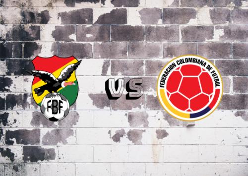 Bolivia vs Colombia  Resumen