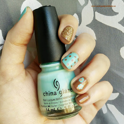 For Audrey China Glaze