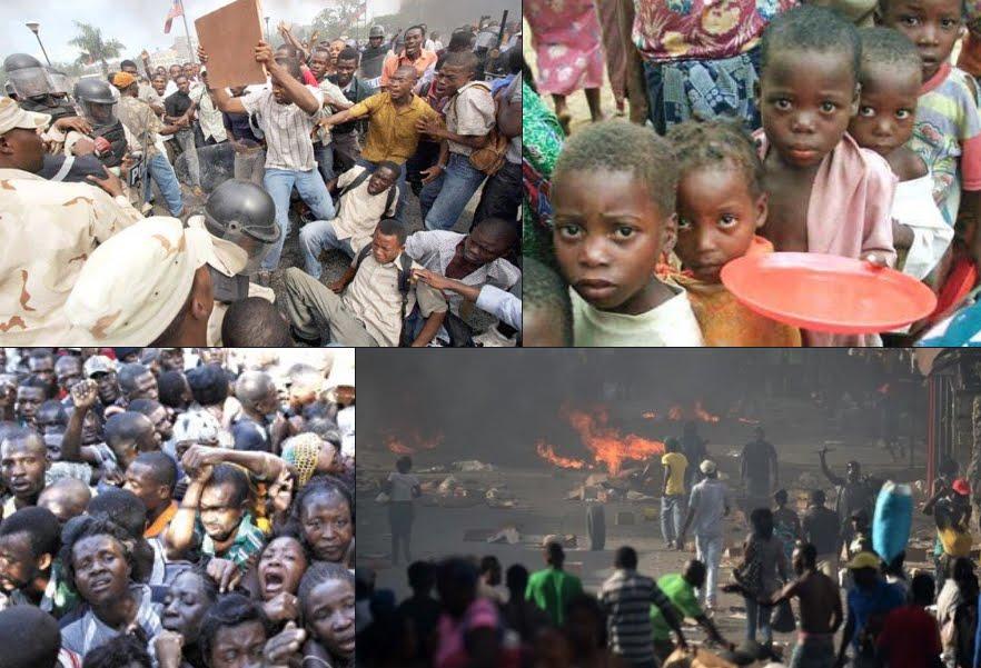 Emergenza Haiti: abbandonata a stessa, nessuna Potenza Mondiale invia aiuti