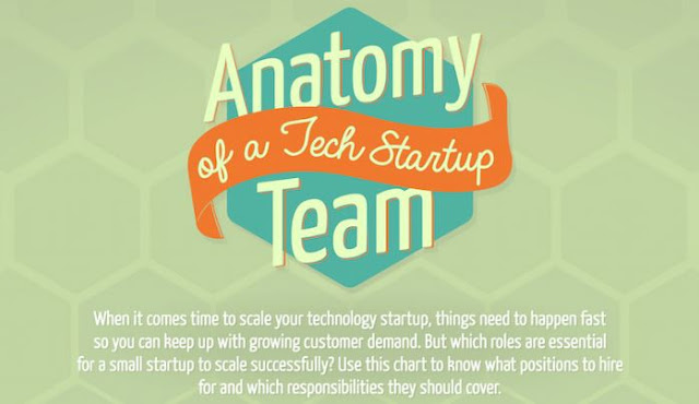 anatomy of a tech startup team business project management