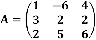 Matriks Kuadrat