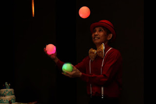 LED Juggling Glow Balls | Jimmy The Juggler