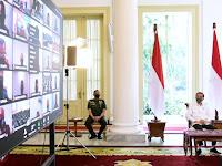 Presiden Ingatkan TNI-Polri Soal Dampak Pandemi pada Situasi Geopolitik