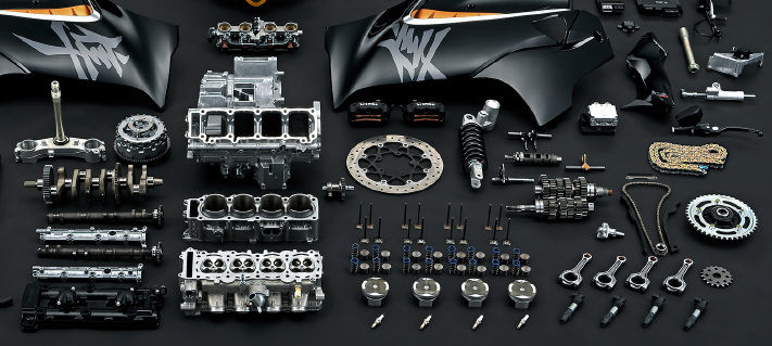 Ternyata Suzuki batal pakai teknologi Supercharger pada New Hayabusa 2021
