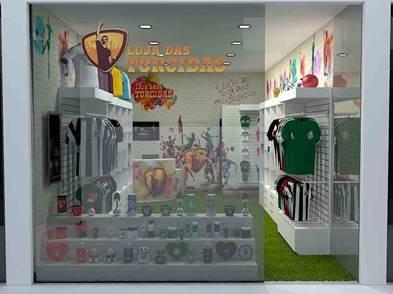 Com mercado esportivo em alta, Loja das Torcidas busca expansão nacional
