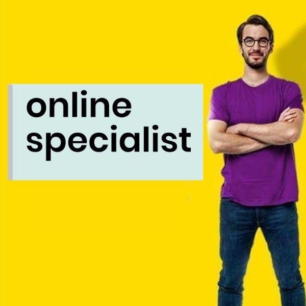 online specialist