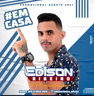 Edison Ribeiro- em casa