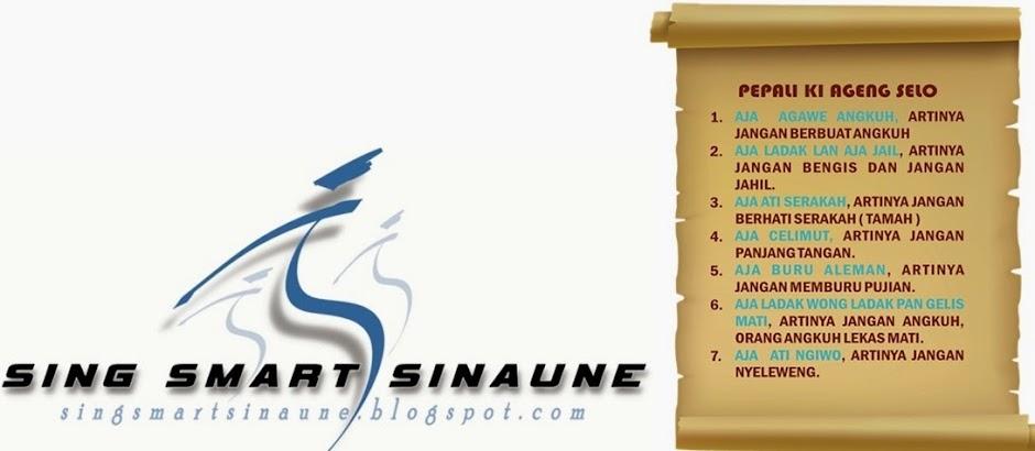 Sing Smart Sinaune Contoh Teks Hortatory