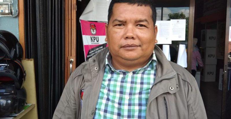 Ketua KPU Tanjungpinang Pastikan 443 Orang PPDP Bukan Pengurus Partai