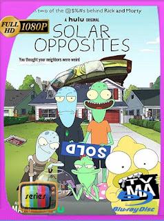 Solar Opposites (2020) Temporada 1-2 HD [1080p] Latino [GoogleDrive] PGD