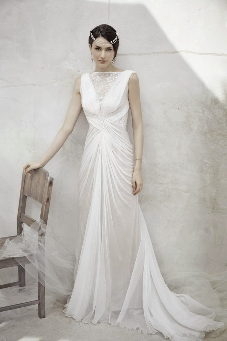 Age Old Youngster: Affordable Wedding Dresses - 1930s
