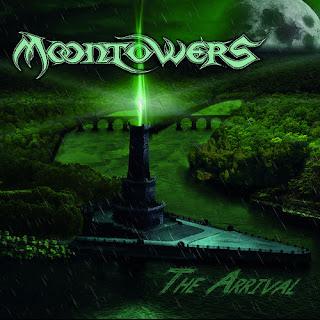 """Ο δίσκος των Moontowers """"The Arrival"""""""