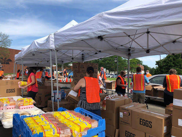 Food Bank for the Souther Tier Food Distribution